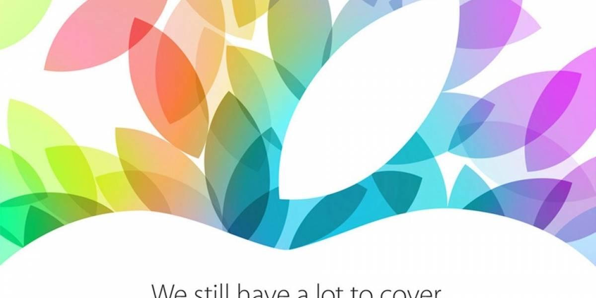 Lo que esperamos de Apple en su evento del 22 de octubre