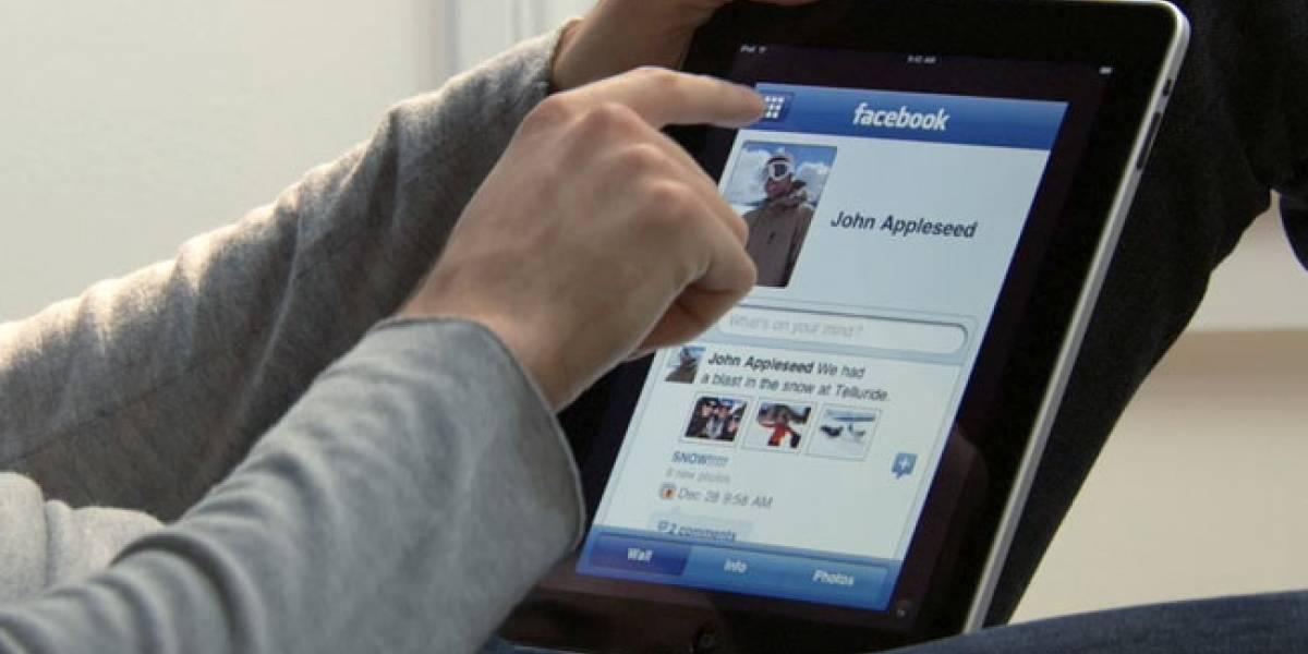 """Zuckerberg: """"El iPad no es móvil; es un computador..."""""""