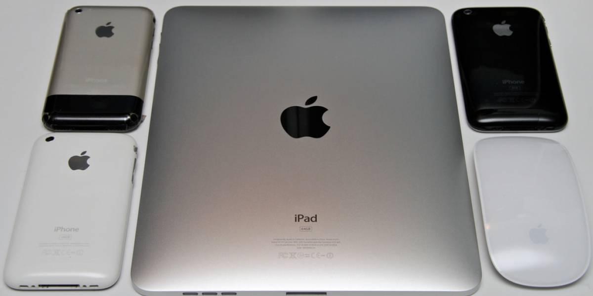 Apple dejará de usar dos sustancias tóxicas en la fabricación de sus dispositivos