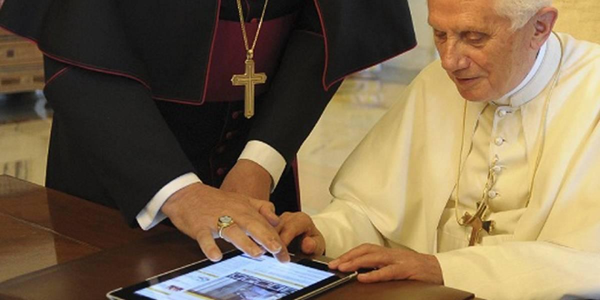 El Papa Benedicto XVI tendrá su propia cuenta personal en Twitter