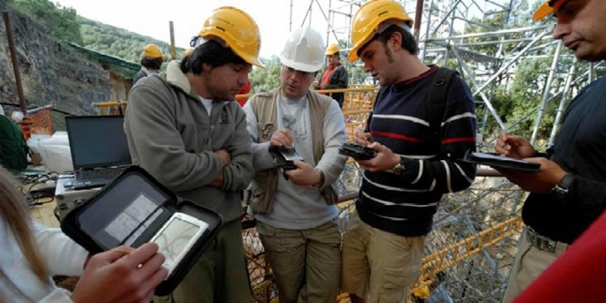 España: La tecnología inalámbrica de alta precisión llega a las excavaciones de Atapuerca