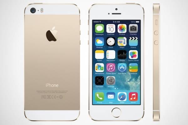 dbace8ce1f3 Apple lanza el iPhone 5C y iPhone 5S