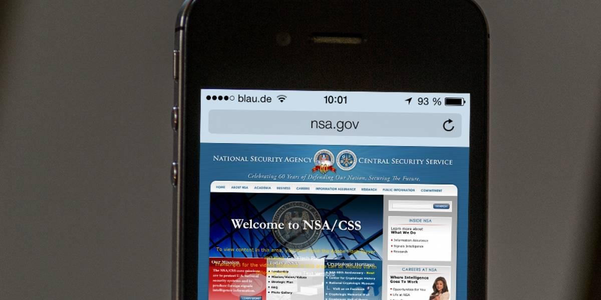 Apple niega haber trabajado en colaboración con la NSA