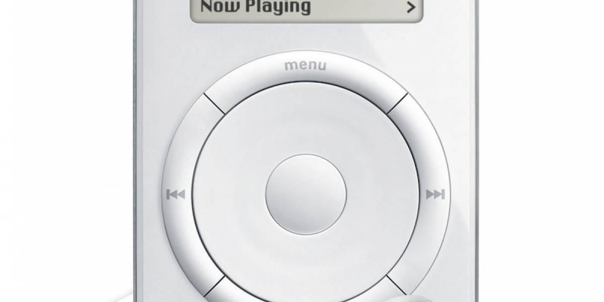 ¡Felicidades iPod!