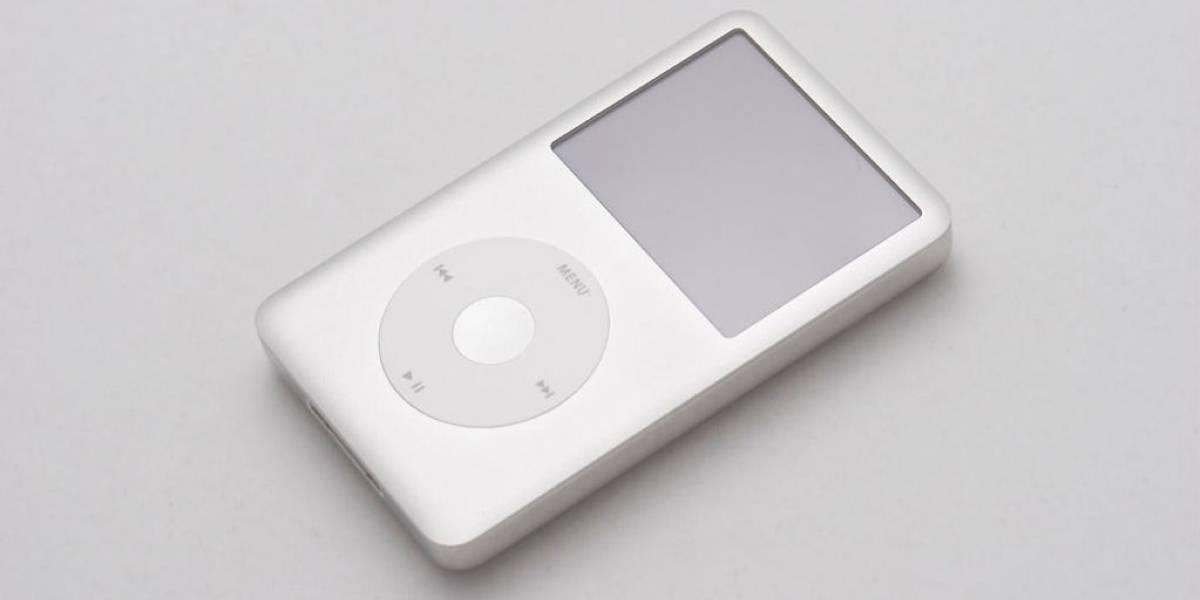 Cuando despertó, el iPod Classic ya no estaba ahí