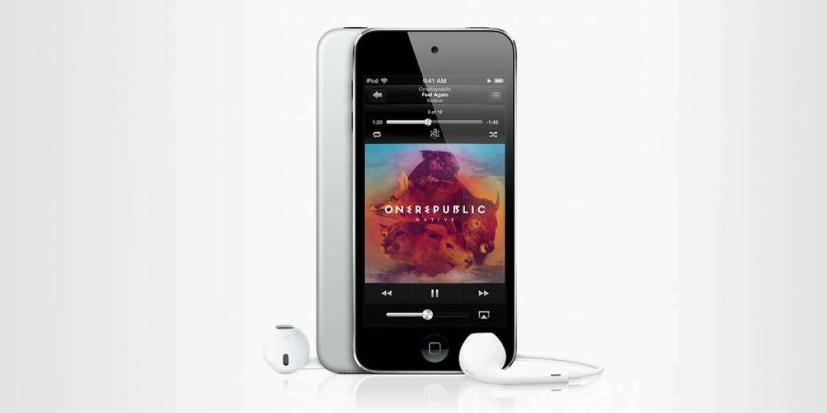 Apple anunció un nuevo iPod Touch de 16 GB