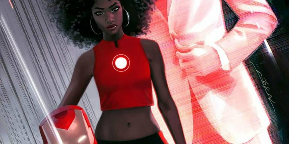 La nueva Iron Man fue nombrada como una película porno