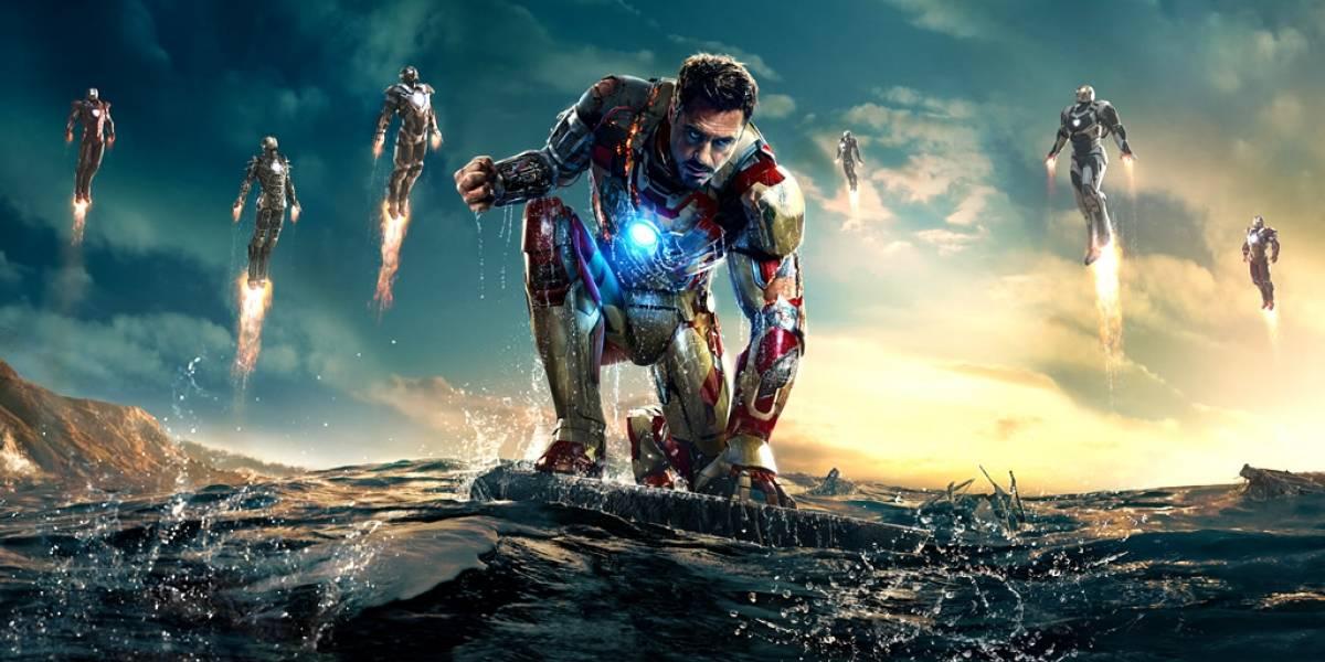 """Robert Downey Jr: """"No hay planes para una cuarta película de Iron Man"""""""