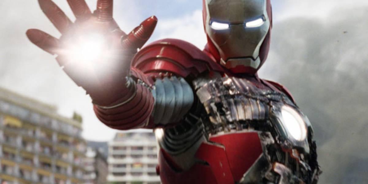 Fan de Iron Man no vuela, pero ya tiene su propio repulsor laser