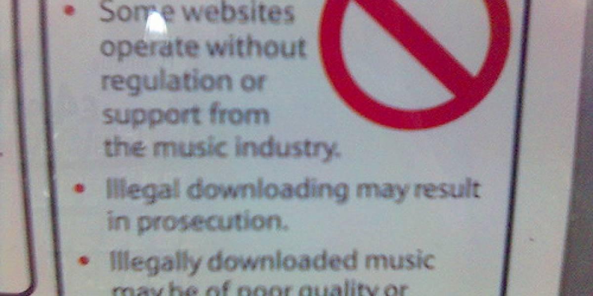 Nueva condena millonaria por descargarse música desde Internet