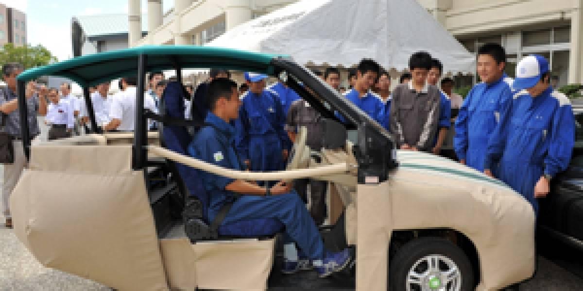 iSAVE: el airbag del peatón