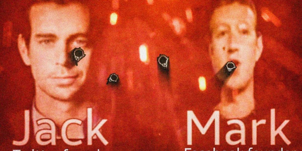ISIS amenaza de muerte a Mark Zuckerberg y Jack Dorsey en nuevo video