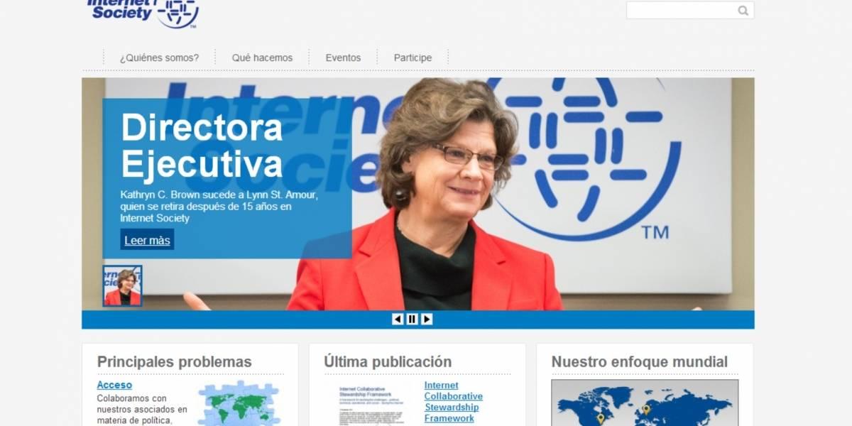 Nueva directora ejecutiva en Internet Society