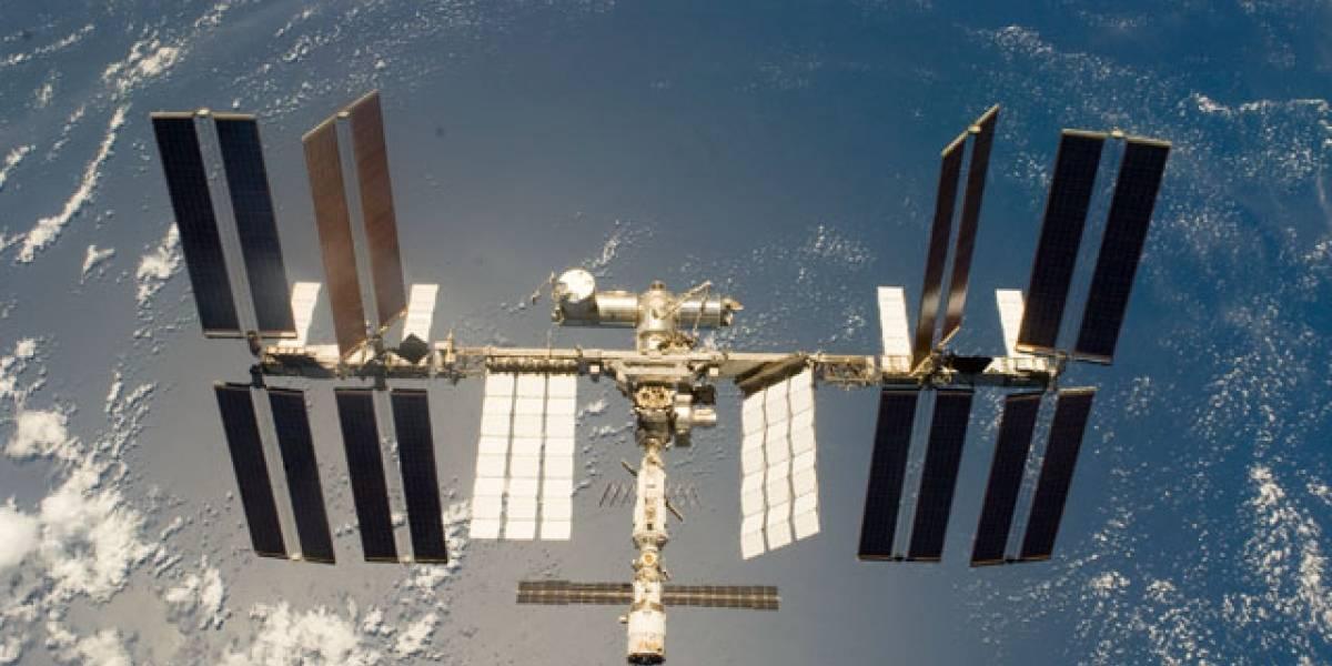 Astronautas no logran reparar la Estación Espacial Internacional
