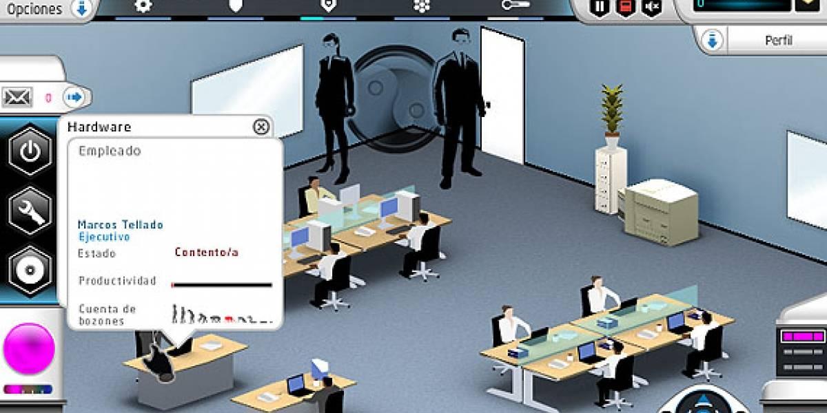 IT Manager 3: El juego para aprender a ser un buen gerente de TI