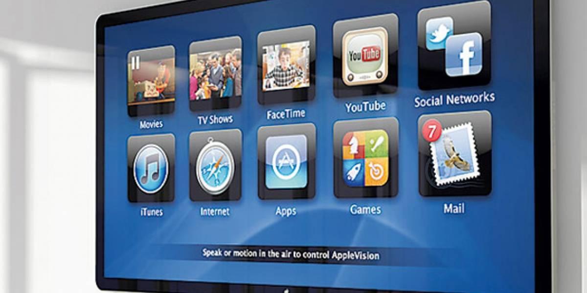 Televisor Apple podría llegar a finales de 2013 y no sería lo que esperamos de él
