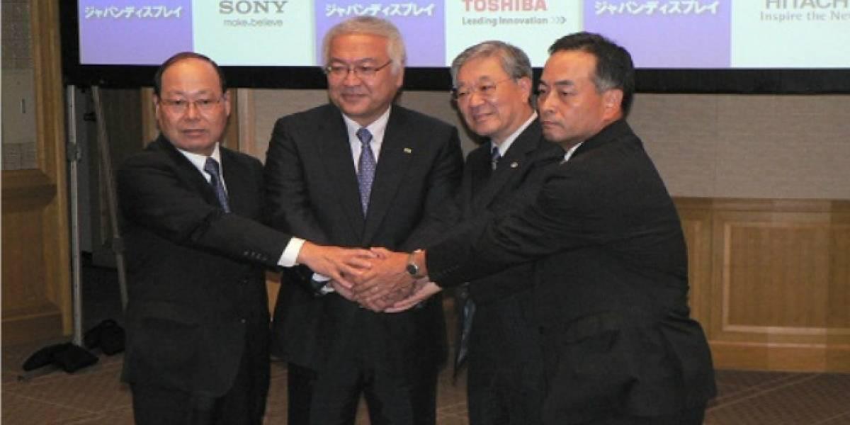 Conglomerado Japan Display comienza hoy sus operaciones