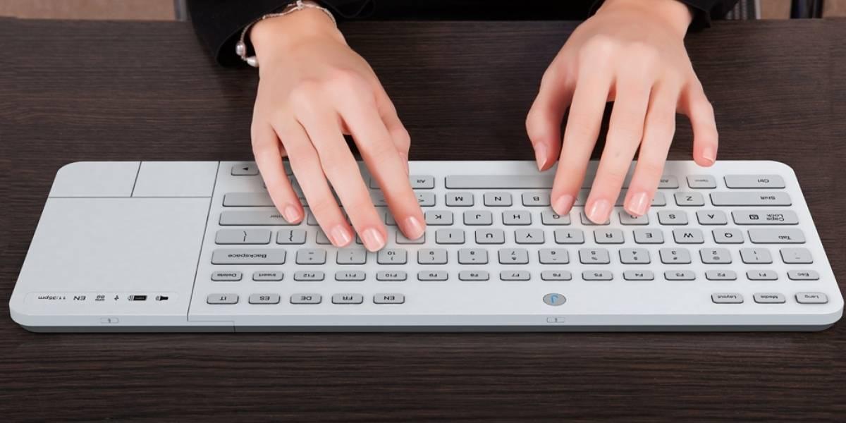 Jaasta es el teclado casi perfecto con teclas de tinta electrónica