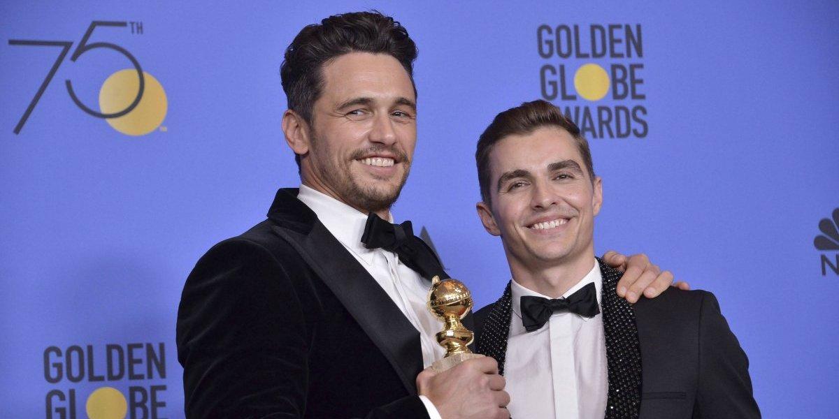 James Franco queda fuera de los Oscar 2018 por las denuncias de acoso