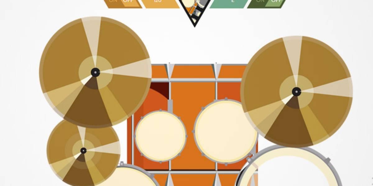 Jam en Chrome: Juega a tocar música desde el navegador