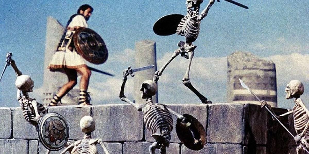 Murió Ray Harryhausen, el mago de la animación cuadro por cuadro