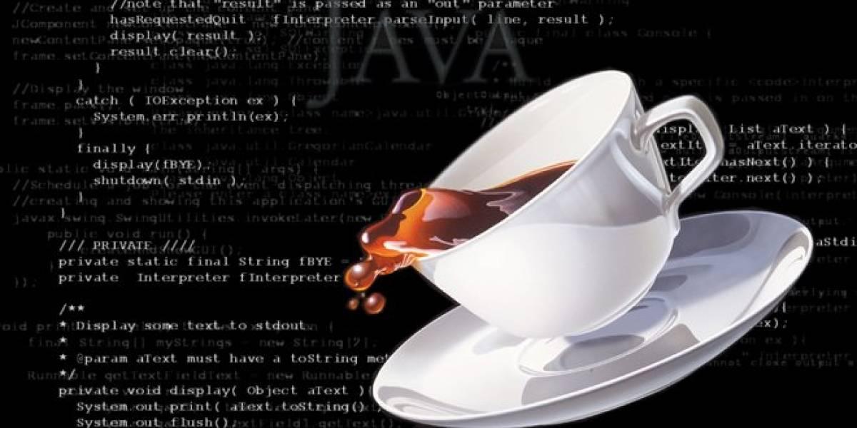 Oracle lanza parche de emergencia para Java, pero no soluciona el problema