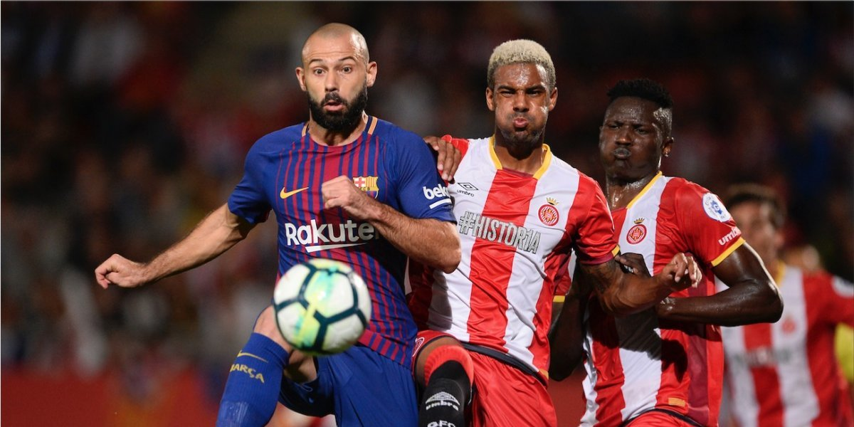 El Barcelona hace oficial la salida de Mascherano y anuncia cómo será su  despedida 6a86b9a9fe755