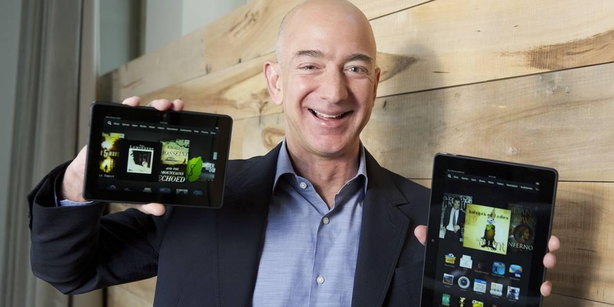 Amazon podría crear una plataforma crowdfunding, similar a Kickstarter