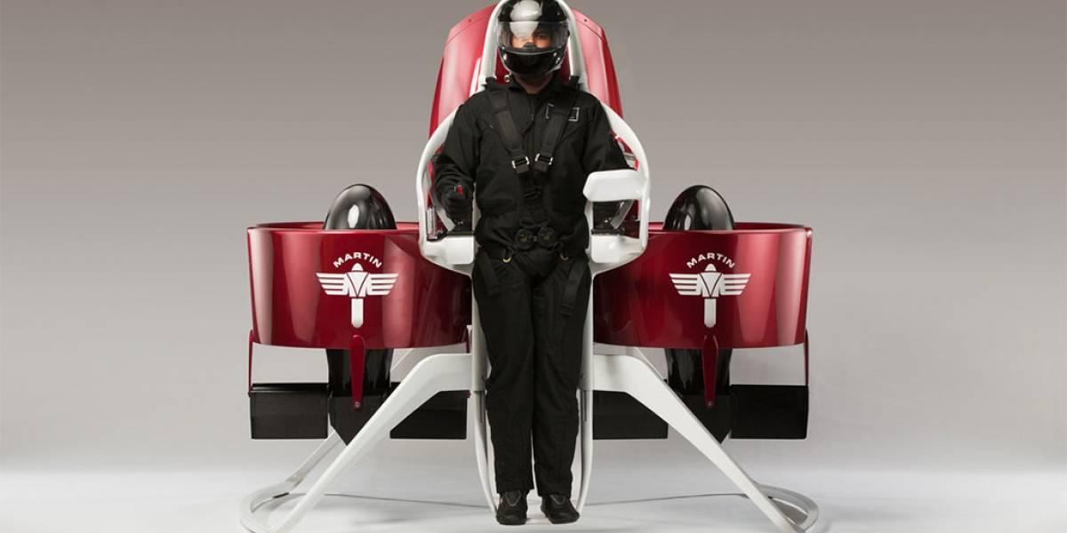 Los primeros jetpacks comerciales llegarán en 2014