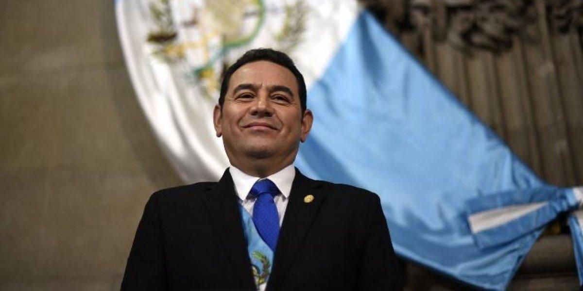 """Medios internacionales destacan """"una Guatemala empobrecida"""" indignada por los gastos del Presidente"""