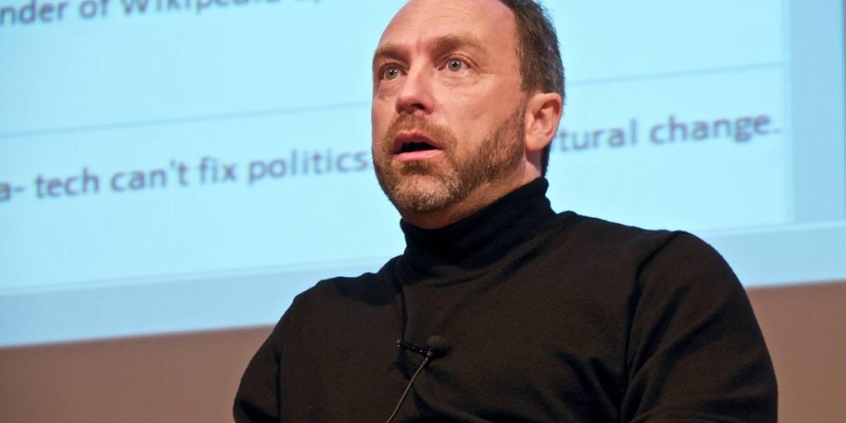 """El bloqueo al porno en Inglaterra es """"ridículo"""", dice Jimmy Wales"""