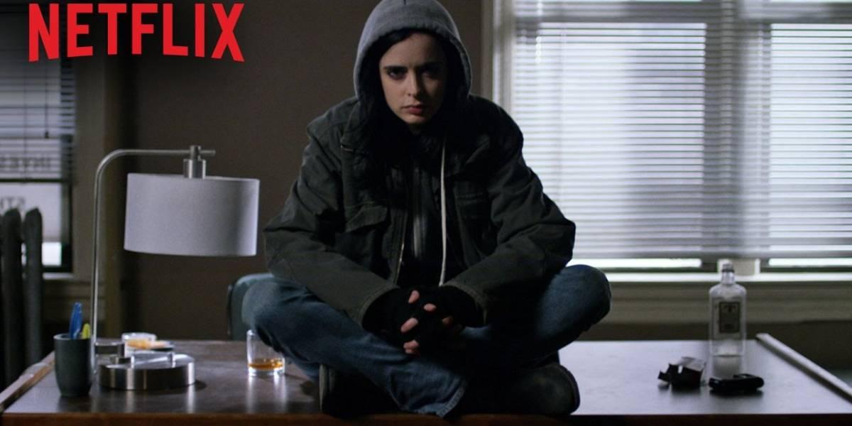 Llega nuevo tráiler de Jessica Jones, la nueva serie de Marvel y Netflix