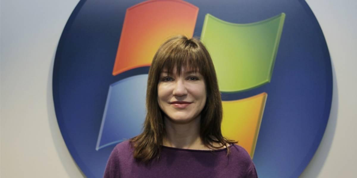 Conoce a Julie Larson-Green, la nueva persona a cargo de Windows