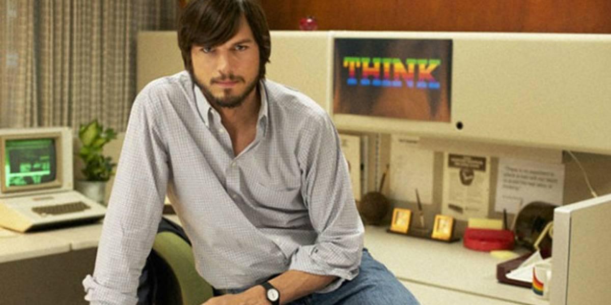 Película de Steve Jobs con Ashton Kutcher se estrenará el 27 de enero de 2013