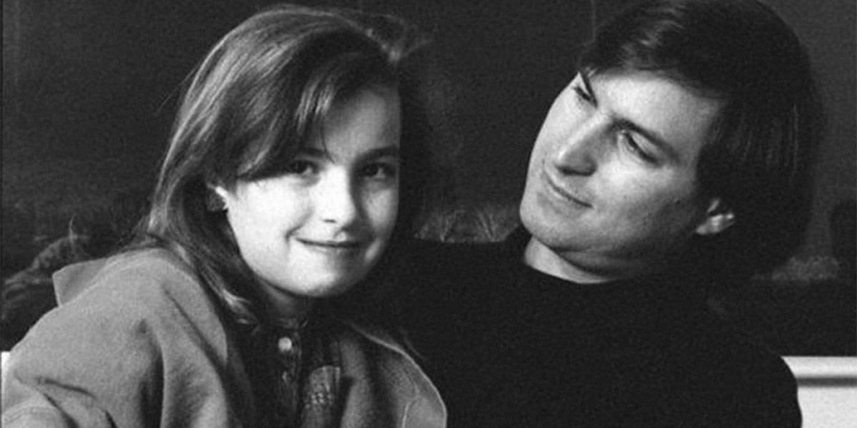 Película acerca de Steve Jobs se centrará en Lisa, su hija