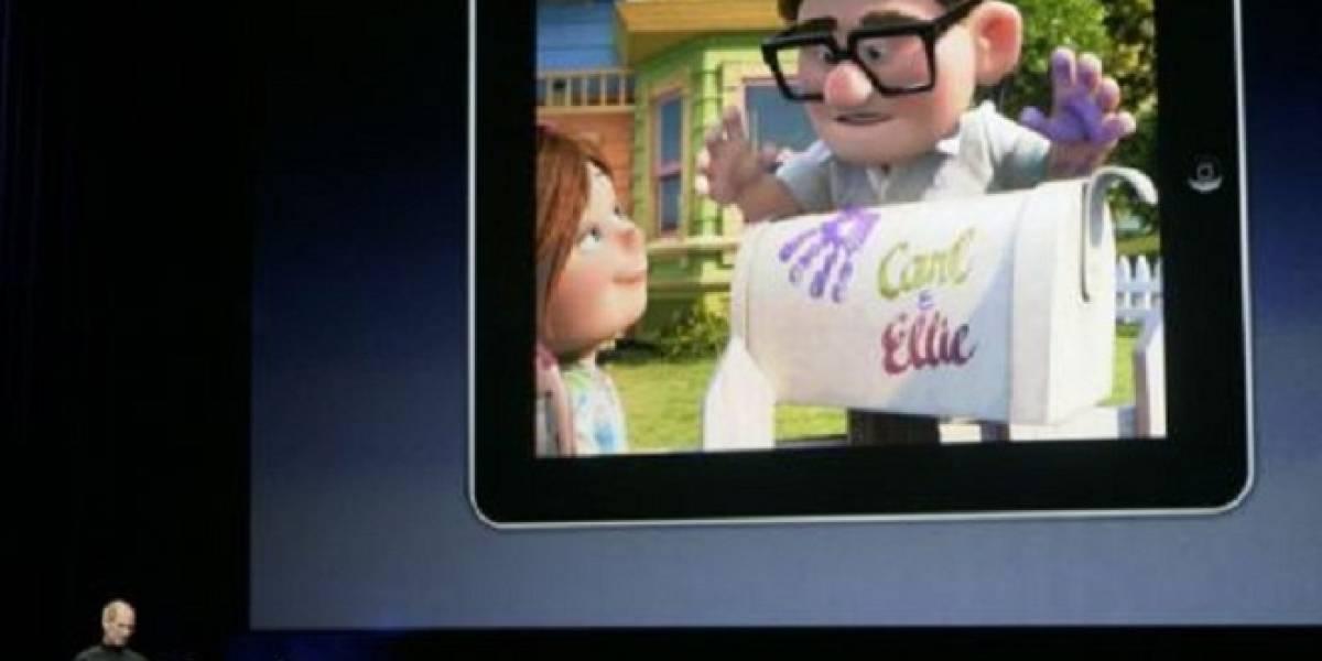 """Pixar y NeXT, las dos """"amantes"""" de Jobs"""