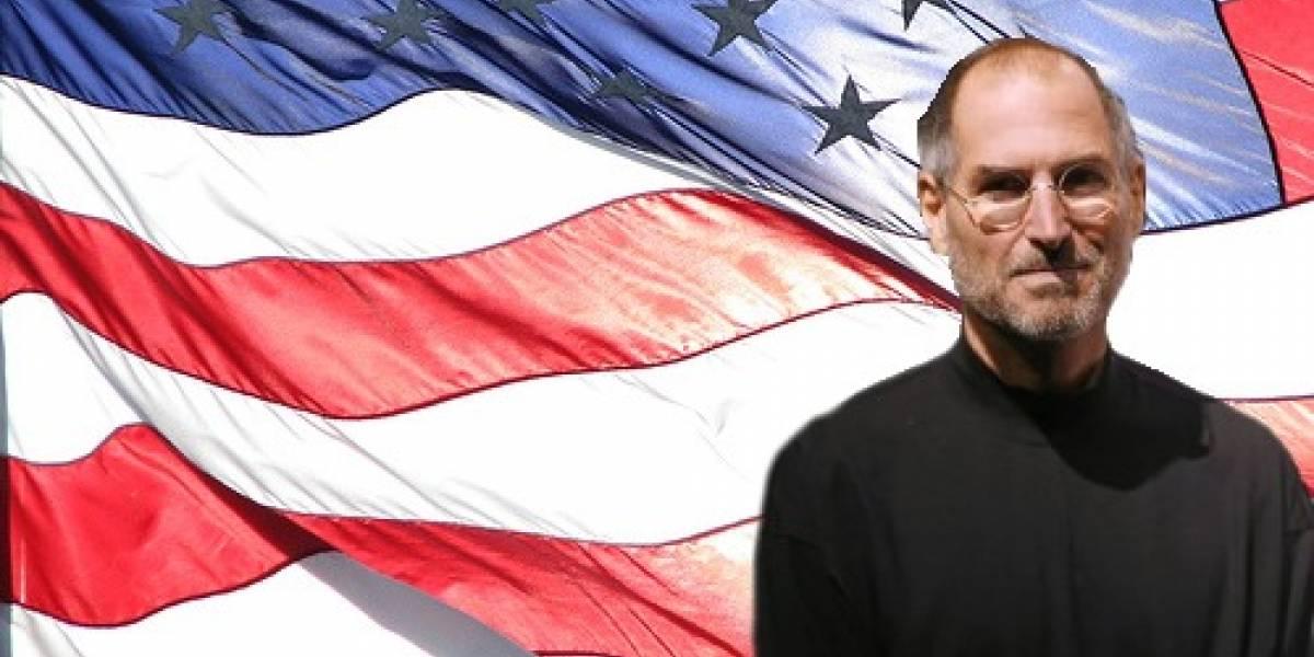 Barack Obama: Steve Jobs representa el sueño americano