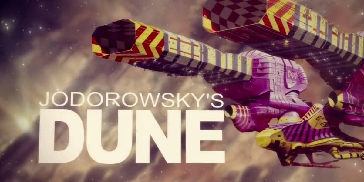 Dune de Alejandro Jodorowsky, la película que nunca fue