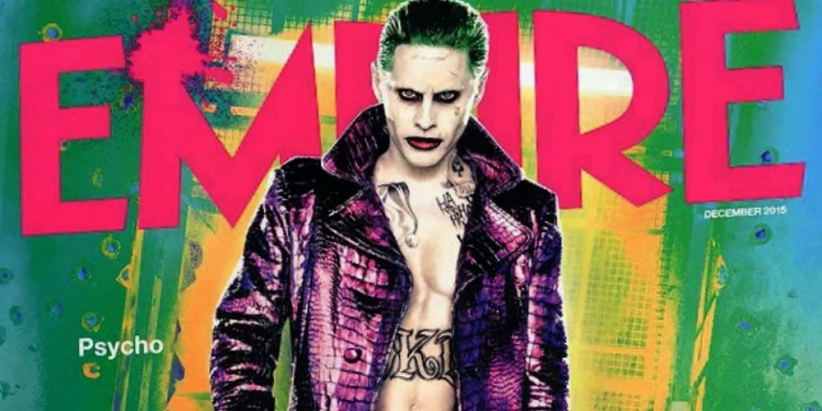 El Joker es la nueva portada de la revista Empire