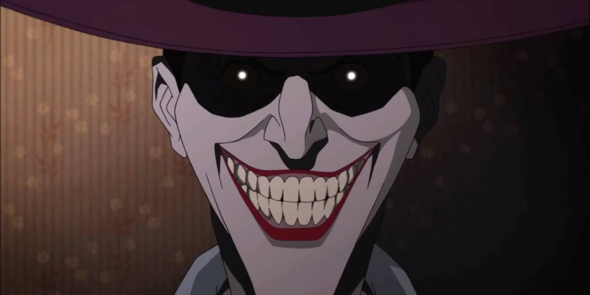 Conoce el primer vistazo oficial de Batman: The Killing Joke