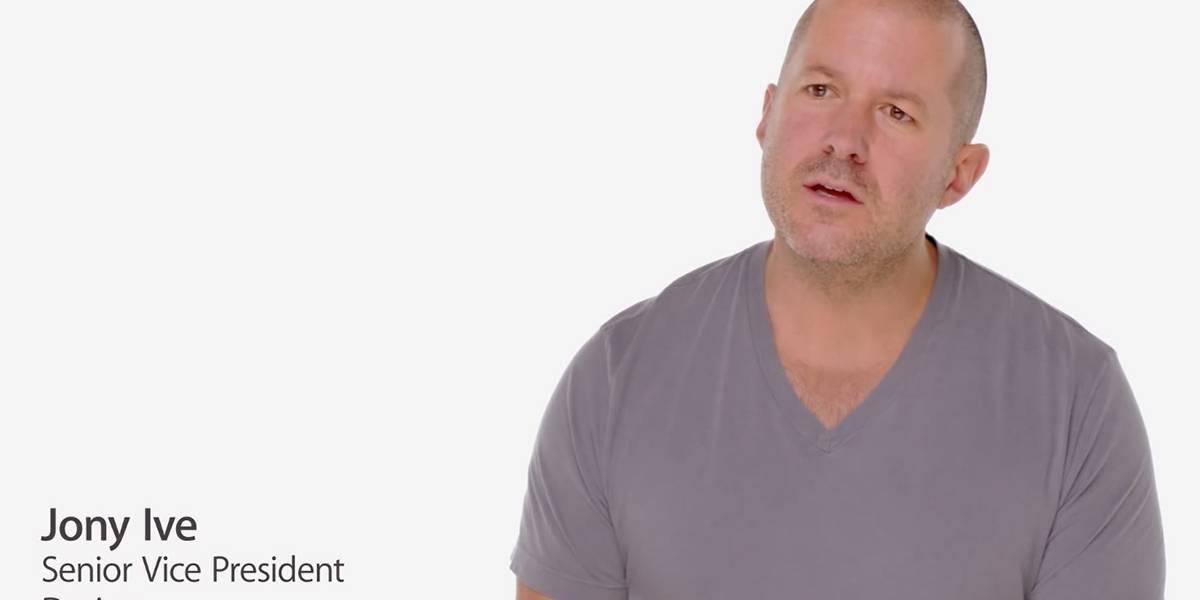 Jony Ive habla de su inspiración y el futuro de Apple