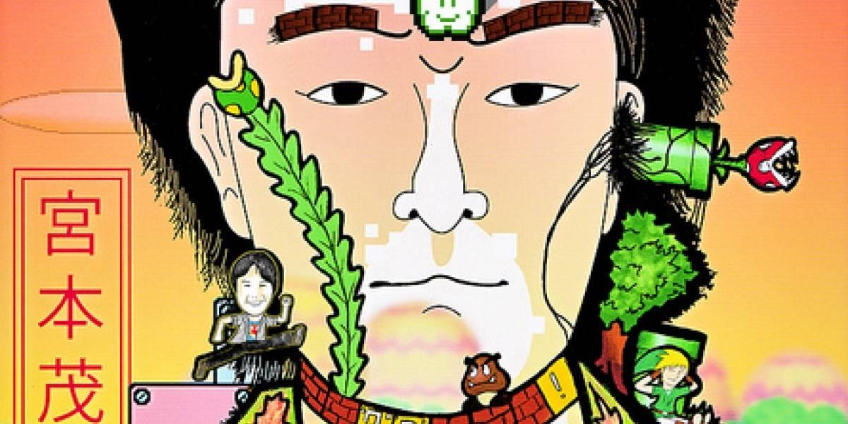 España: Shigeru Miyamoto, candidato al premio Príncipe de Asturias