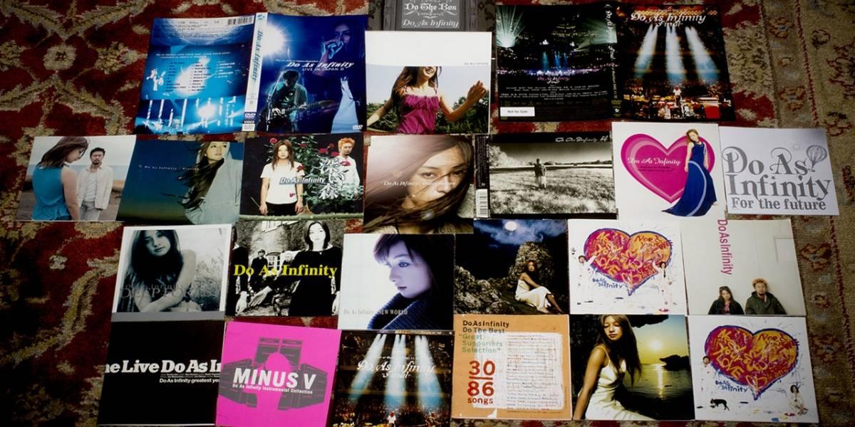 En Japón el 85% de la música aún se vende en CDs