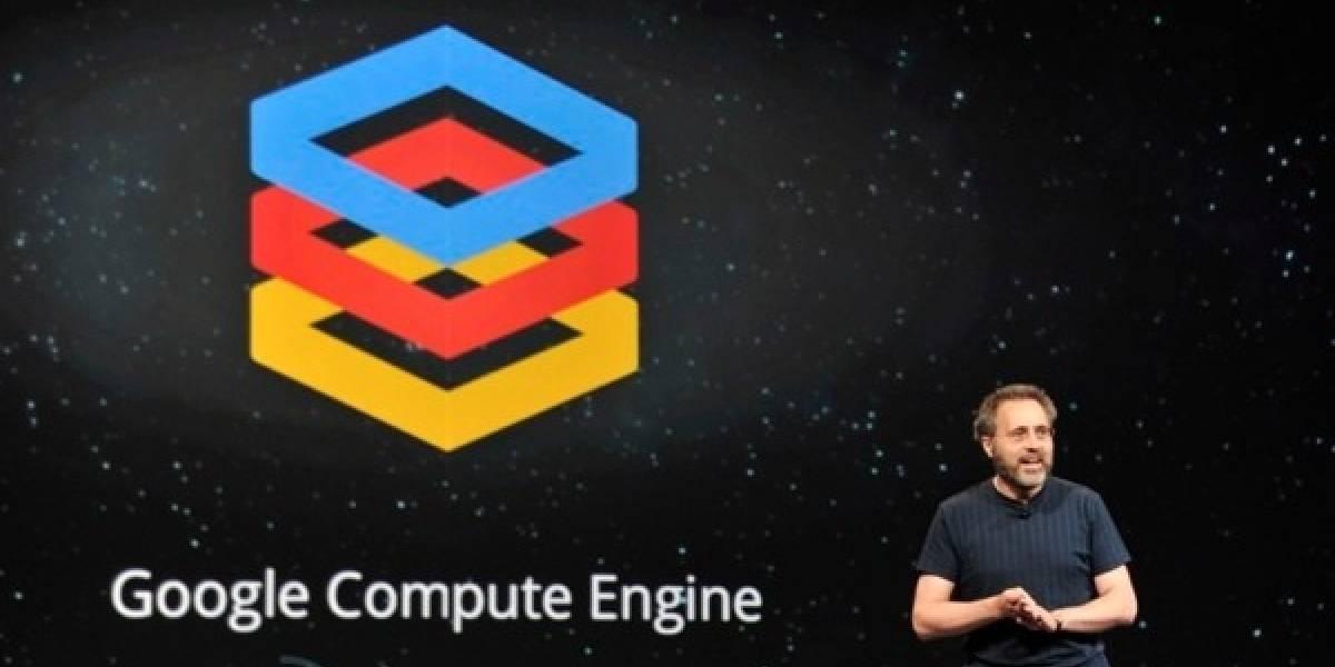 Google estrena Compute Engine, entregando infraestructura como servicio