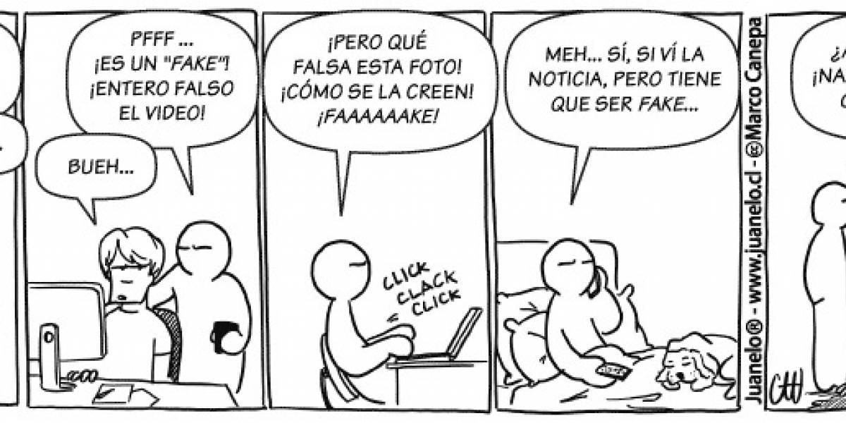 Juanelo - Escéptico
