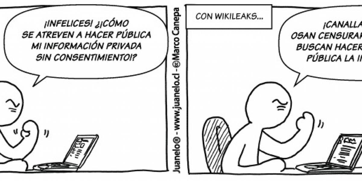 Juanelo - Privacidad