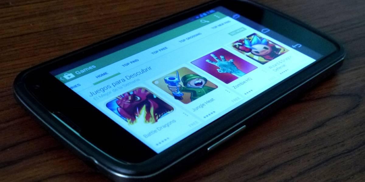 Google Play ya supera a Sony y Nintendo en ingresos por videojuegos de portátiles