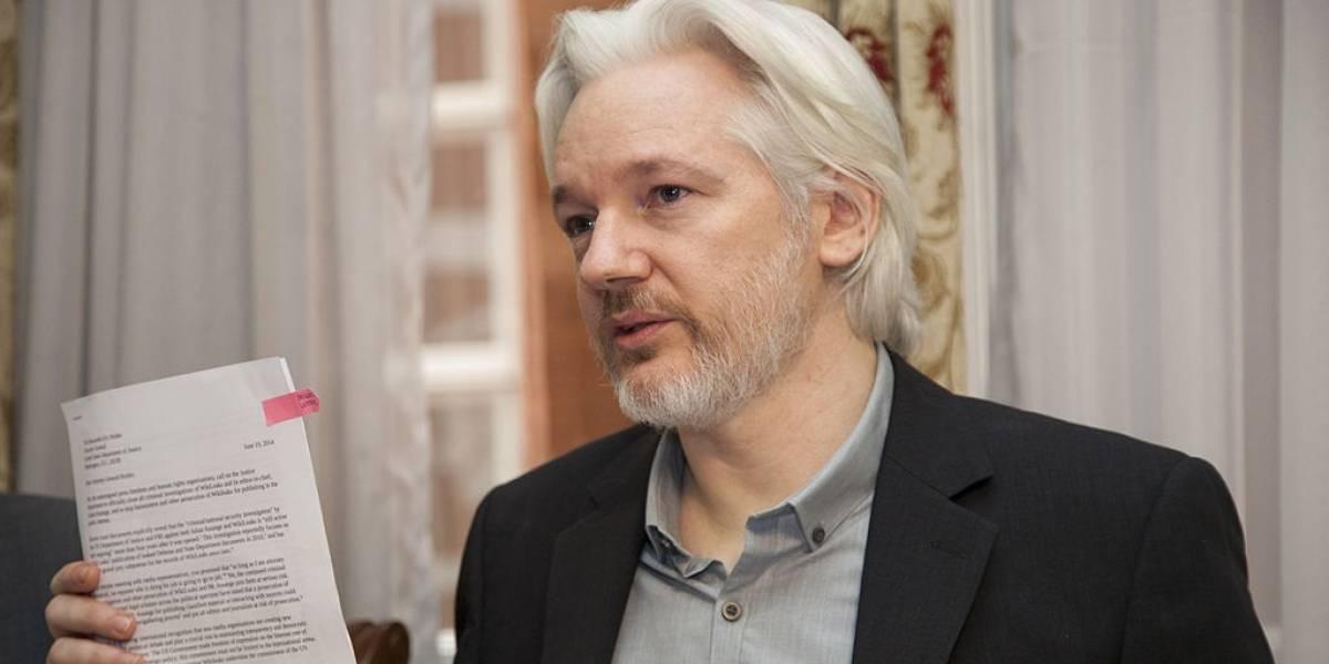 """Julian Assange se refiere al TTP como parte de una """"guerra jurídica"""" impulsada por EE.UU."""