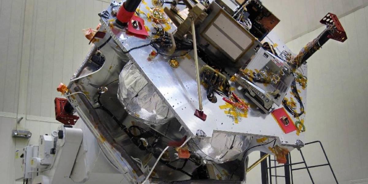NASA enviará nave espacial con armadura a Júpiter