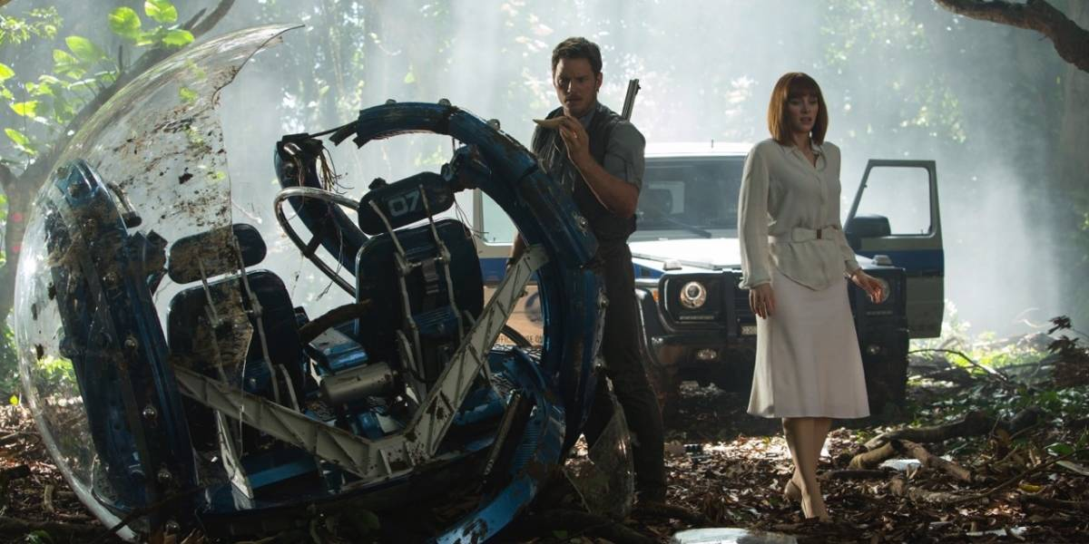 Jurassic World lanza su tráiler internacional